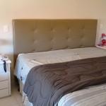 Cabeceira de cama Painel